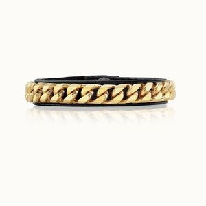 Vita Fede Leather Wrap Bracelet